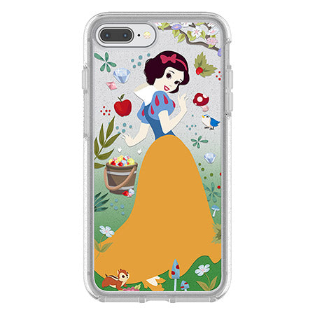 OtterBox SYMMETRY SERIES Case for iPhone 8 Plus / 7 Plus - Power of Princess - Forest of Kindness