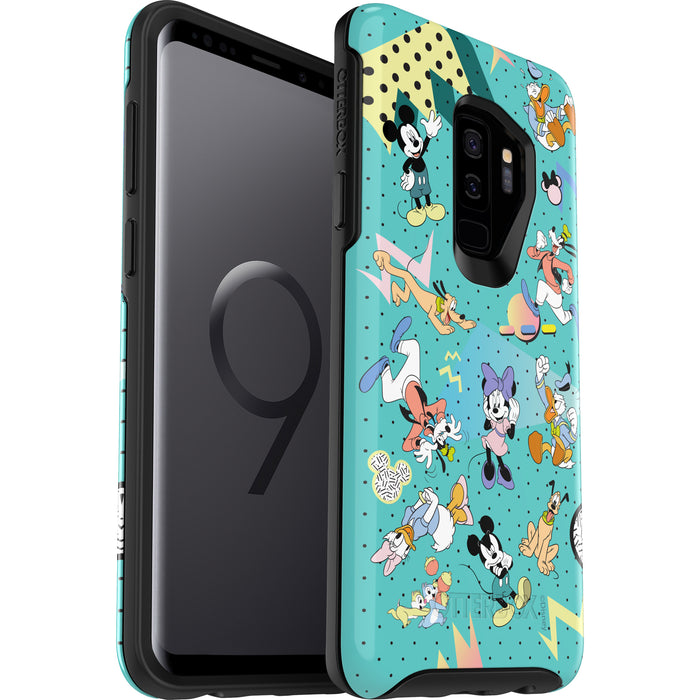 OtterBox SYMMETRY SERIES Case for Galaxy S9 Plus - Disney - Rad Friends