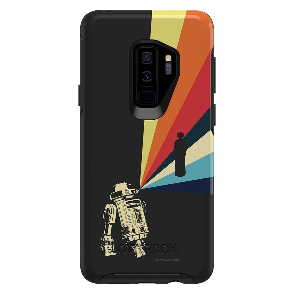 OtterBox SYMMETRY SERIES Case for Galaxy S9 Plus - Galactic Collection - R2-D2