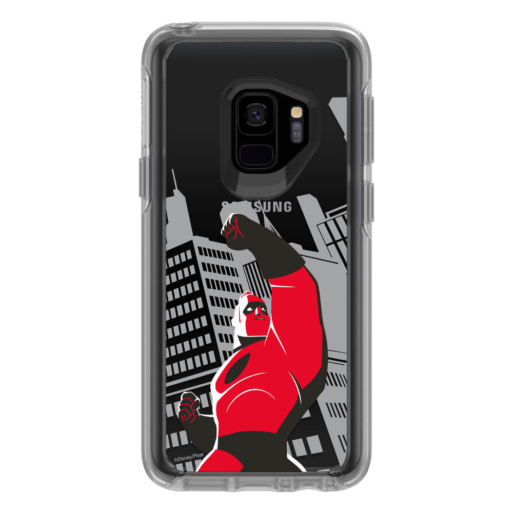 OtterBox SYMMETRY SERIES Case for Galaxy S9 - Disney Pixar Incredibles 2 - Mr. Incredible