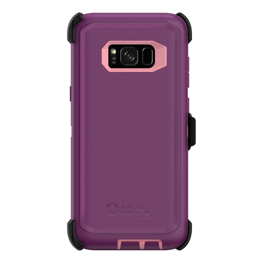 OtterBox DEFENDER SERIES Case & Holster Galaxy S8 Plus (ONLY) - Vinyasa