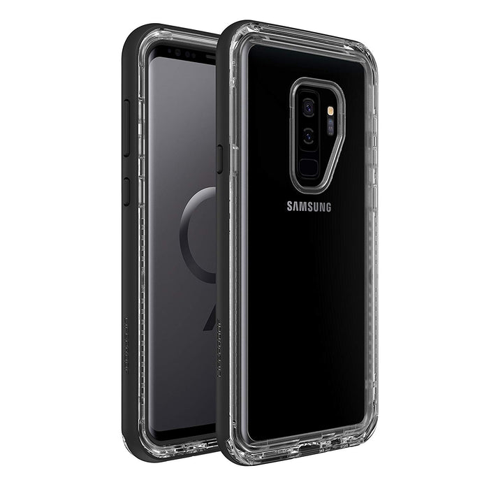 LifeProof NEXT SERIES Case for Galaxy S9 Plus (ONLY) - Black Crystal