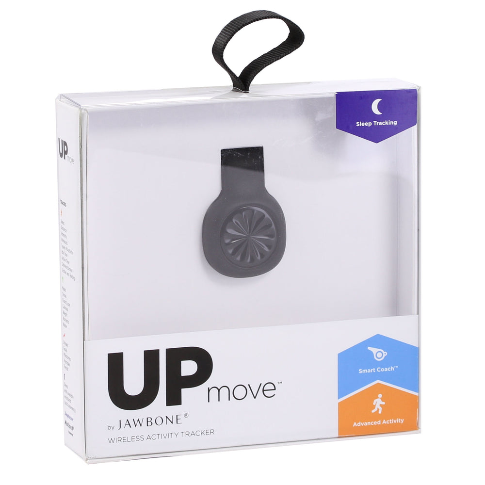 Jawbone UP MOVE Activity Tracker - Black