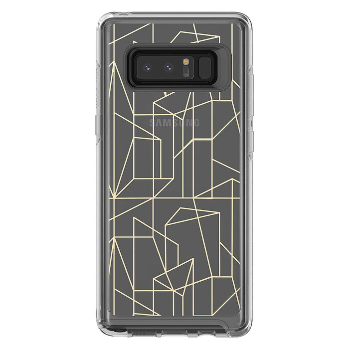 OtterBox SYMMETRY SERIES Case for Galaxy Note8 (ONLY) - Drop Me A Line