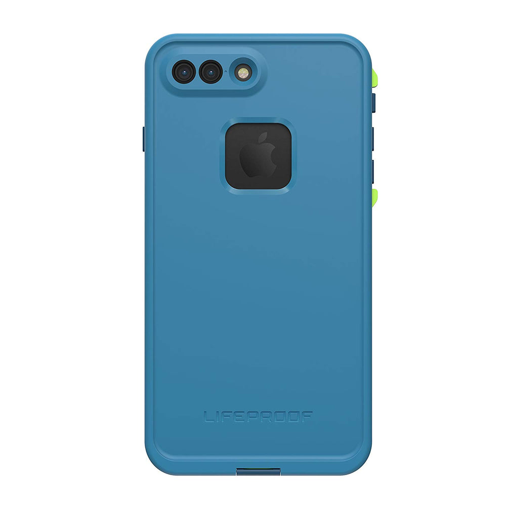 LifeProof FRE SERIES Waterproof Case for iPhone 8 / 7 Plus (ONLY) - Banzai Blue