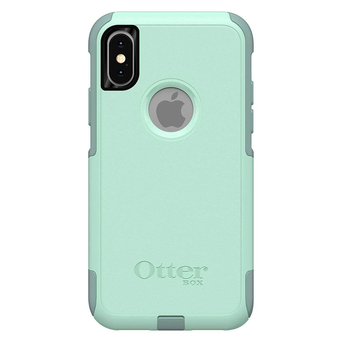 OtterBox COMMUTER SERIES Case for iPhone X / Xs - Ocean Way