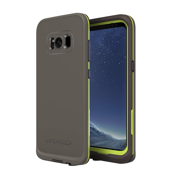 LifeProof FRE SERIES WaterProof Case for Galaxy S8+ (ONLY) - Second Wind Grey