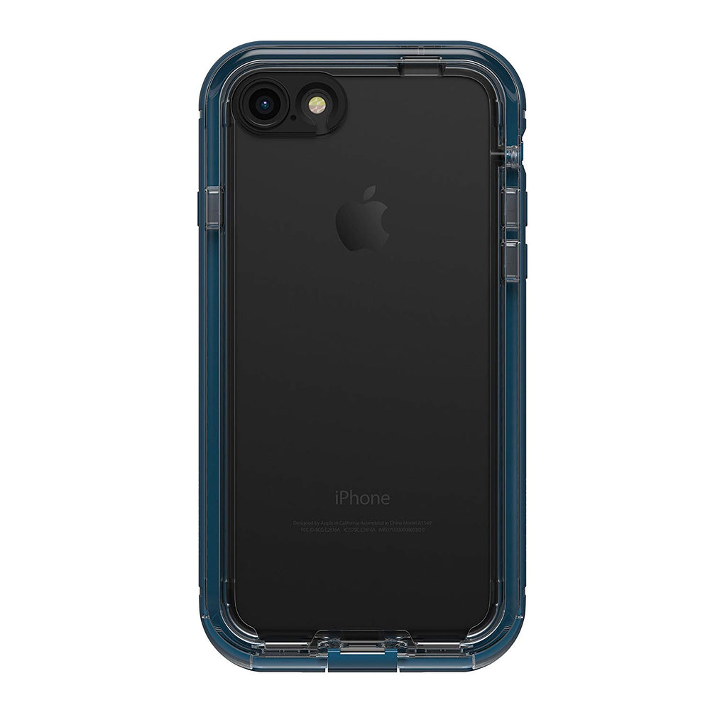 LifeProof NUUD SERIES WaterProof Case for iPhone 7 (ONLY) - Midnight Indigo Blue