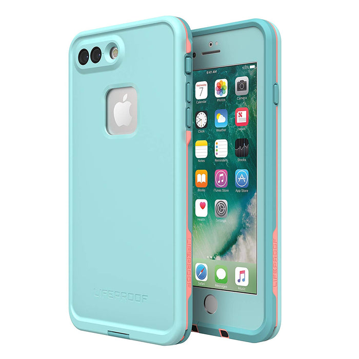 LifeProof FRE SERIES WaterProof Case for iPhone 8 / 7 Plus (ONLY) - WipeOut