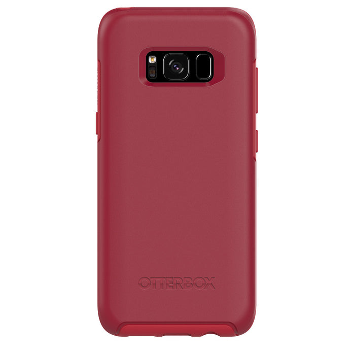 OtterBox SYMMETRY SERIES Case for Galaxy S8 - ROSSO CORSA