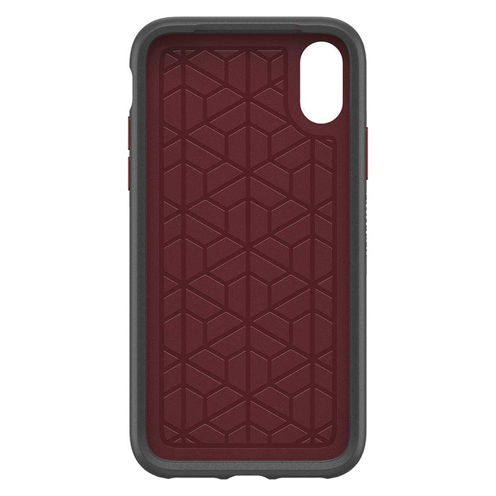 OtterBox SYMMETRY SERIES Case for iPhone X / XS (ONLY) - Fine Port