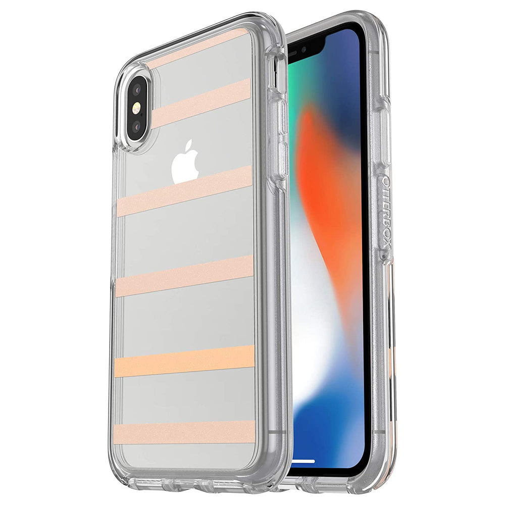 OtterBox SYMMETRY SERIES Case for iPhone X / iPhone Xs - Inside the lines