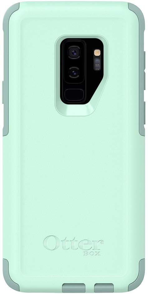 OtterBox COMMUTER SERIES Case for Galaxy S9+ (ONLY) - Ocean Way Blue