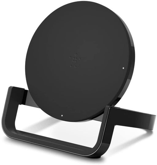 Belkin Boost Up Wireless Charging Stand 10W Qi Wireless Charger - Black