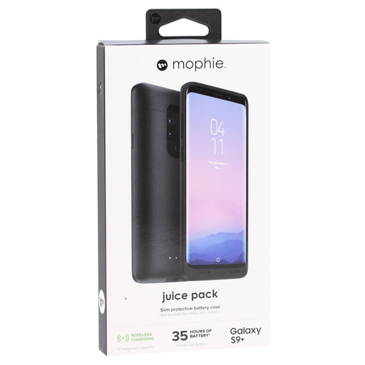 Mophie Juice Pack 2070mAh Battery Case for Galaxy S9+ Plus - Black (Certified Refurbished)