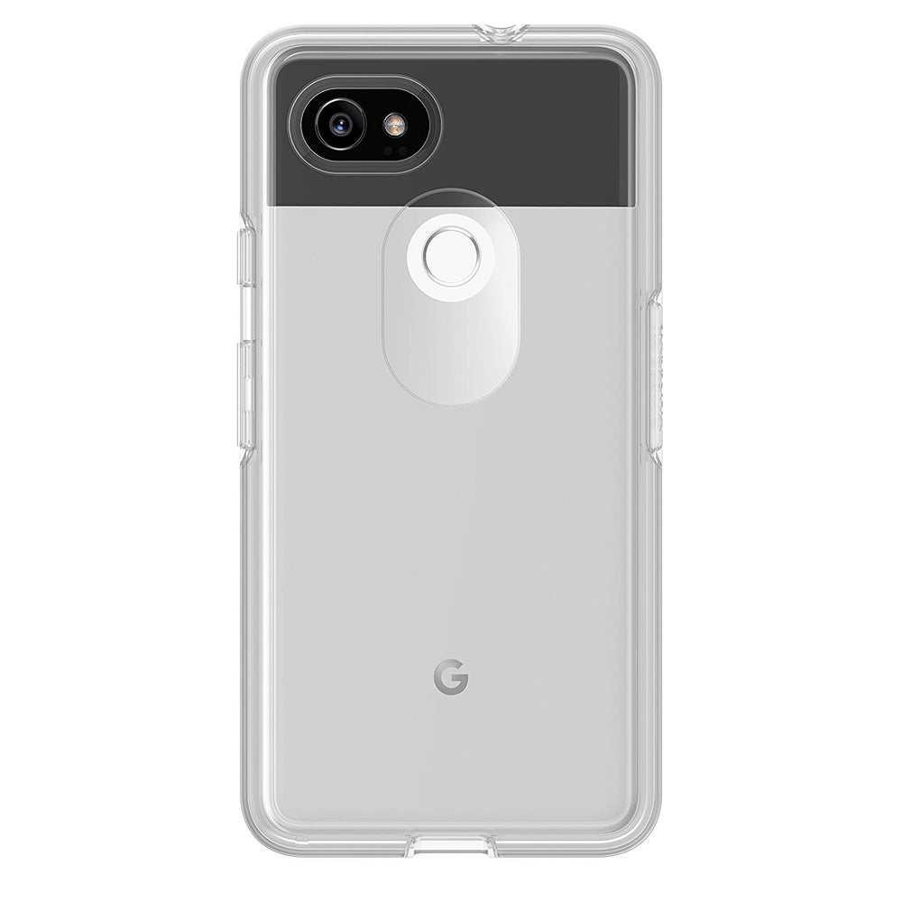 OtterBox SYMMETRY SERIES Case for Google Pixel 2 XL (ONLY) - Crystal Clear