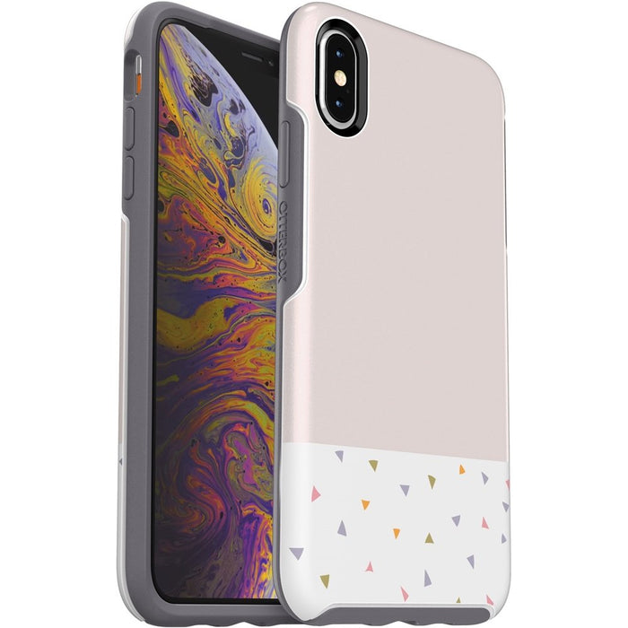Otterbox SYMMETRY SERIES Case for iPhone XS MAX - Party Dip (77-70459)