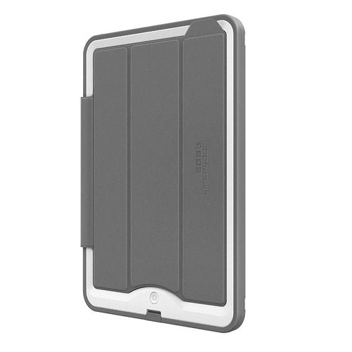 LifeProof Nuud Portfolio Cover + Stand for iPad Air - Gray