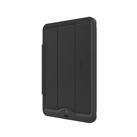 LifeProof Nuud Portfolio Cover + Stand for iPad Air - Black