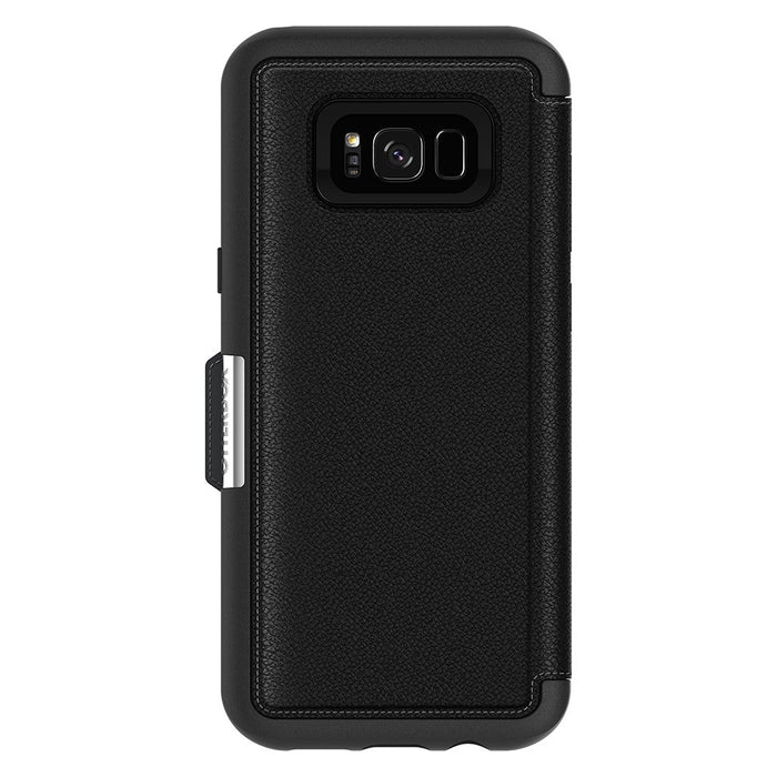 Otterbox STRADA SERIES Case for Galaxy S8 Plus (ONLY) - Black