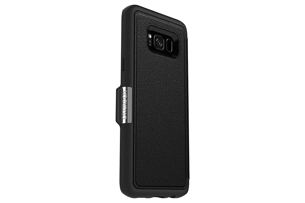Otterbox STRADA SERIES Case for Galaxy S8 Plus (ONLY) - Onyx