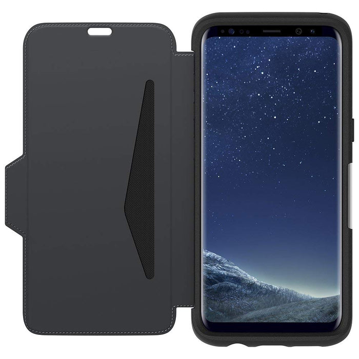 Otterbox STRADA SERIES Case for Galaxy S8 (ONLY) - Black