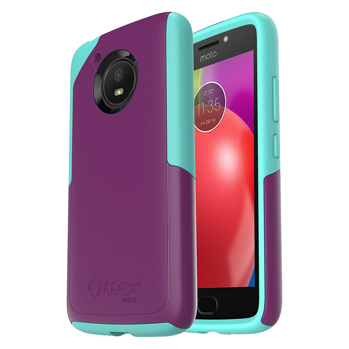 Otterbox ACHIEVER SERIES Case for Moto E4 (ONLY) - Cool Plum