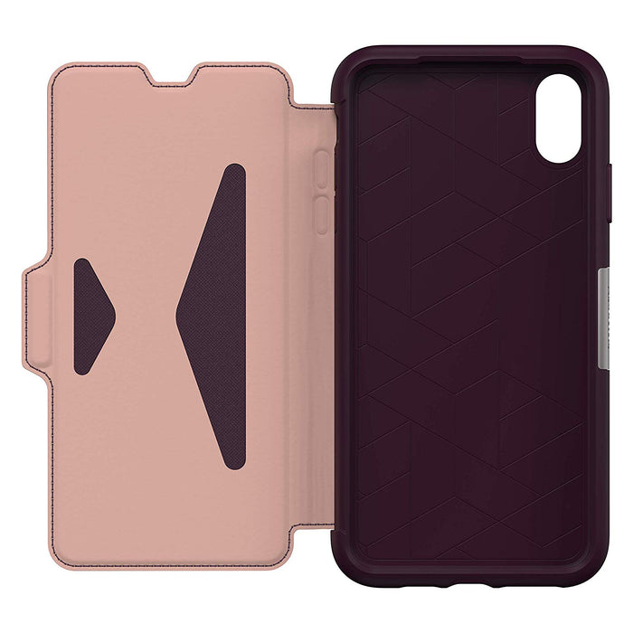 Otterbox STRADA SERIES iPhone XS Max - Royal Blush