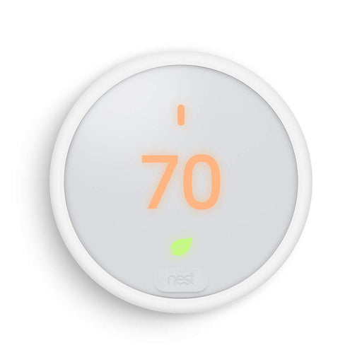 Nest E Automated Climate Thermostat (T4000ES) - White