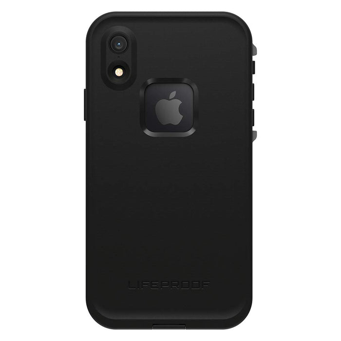 LifeProof FRE SERIES Waterproof Case for iPhone XR - Asphalt Black