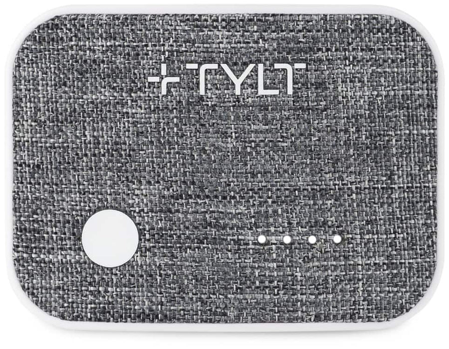TYLT Xcele 1350mAh Portable Battery Pack - Gray