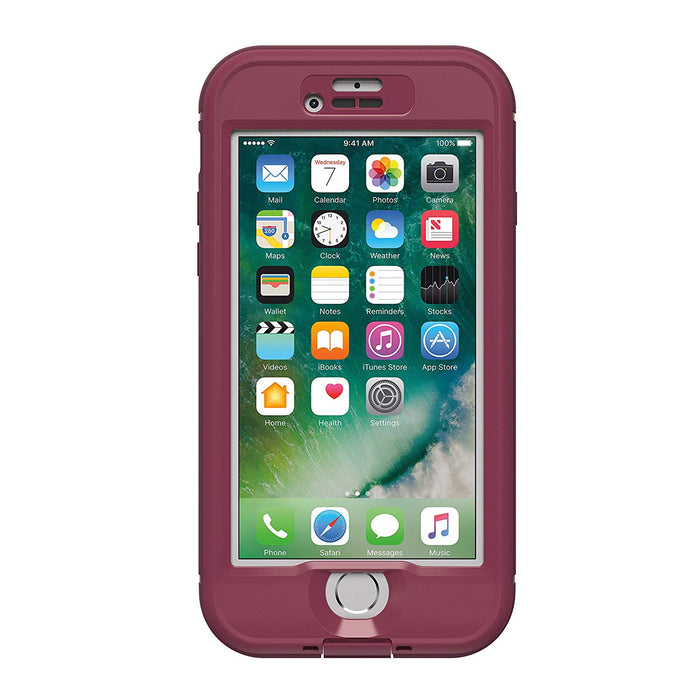 LifeProof NUUD SERIES Waterproof Case for iPhone 7 (ONLY) - Plum Reef Purple