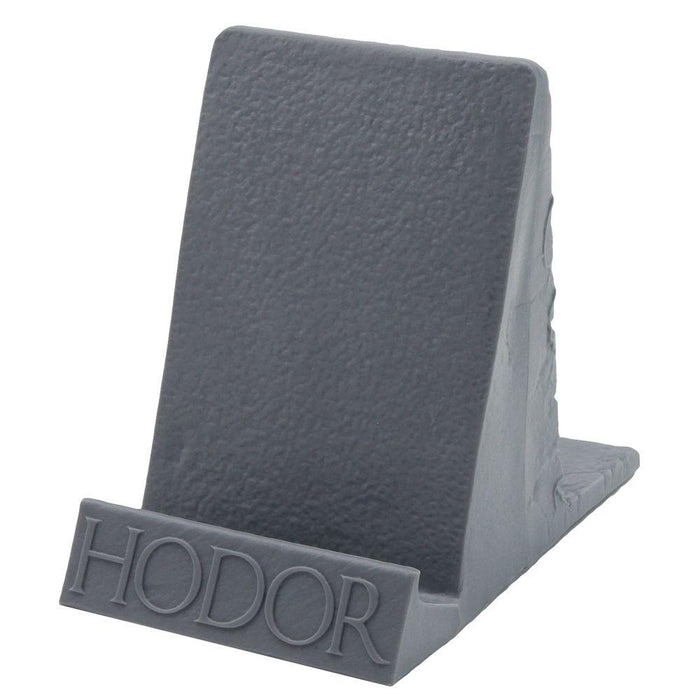 Game of Thrones Desktop Stand by HBO Hodor - Gray