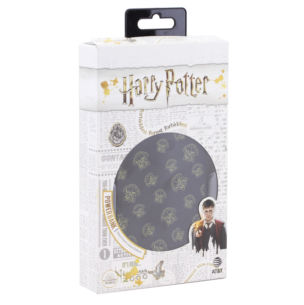 AT&T Harry Potter Power Bank, 5000mAh - Golden Snitch