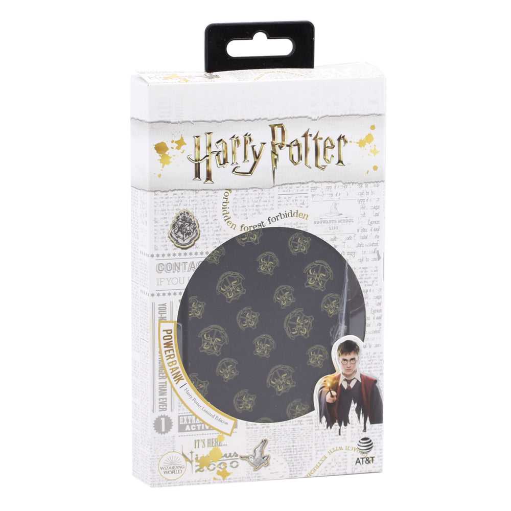 AT&T Harry Potter Power Bank, 5000mAh - Harry Potter Logo