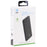 AT&T Fast Charge Power Bank with USB-C Port, 10,000mAh - Black