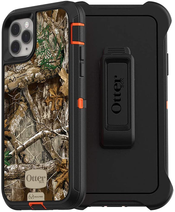 OtterBox DEFENDER SERIES Case & Holster for iPhone 11 Pro Max - Realtree Edge Camo