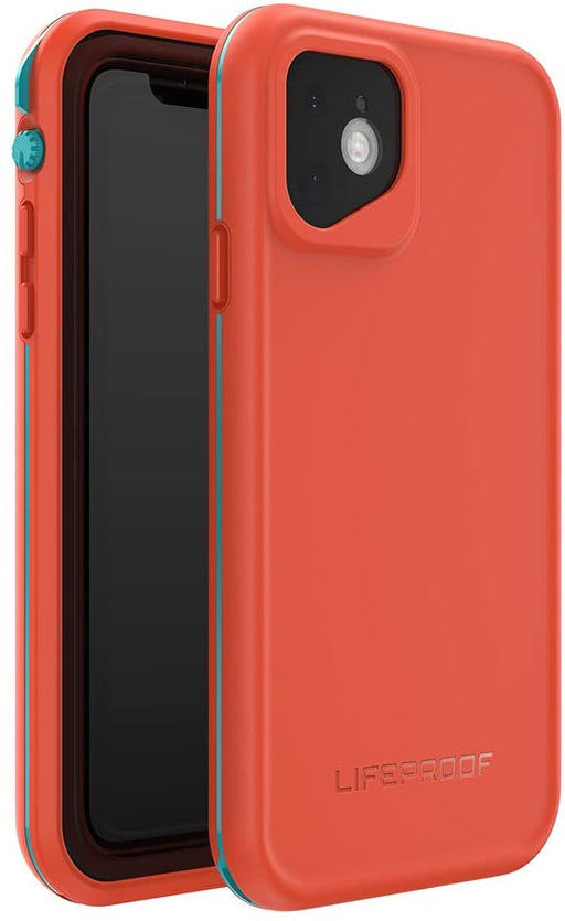 LifeProof FRE SERIES Waterproof Case for Apple iPhone 11 - Fire Sky