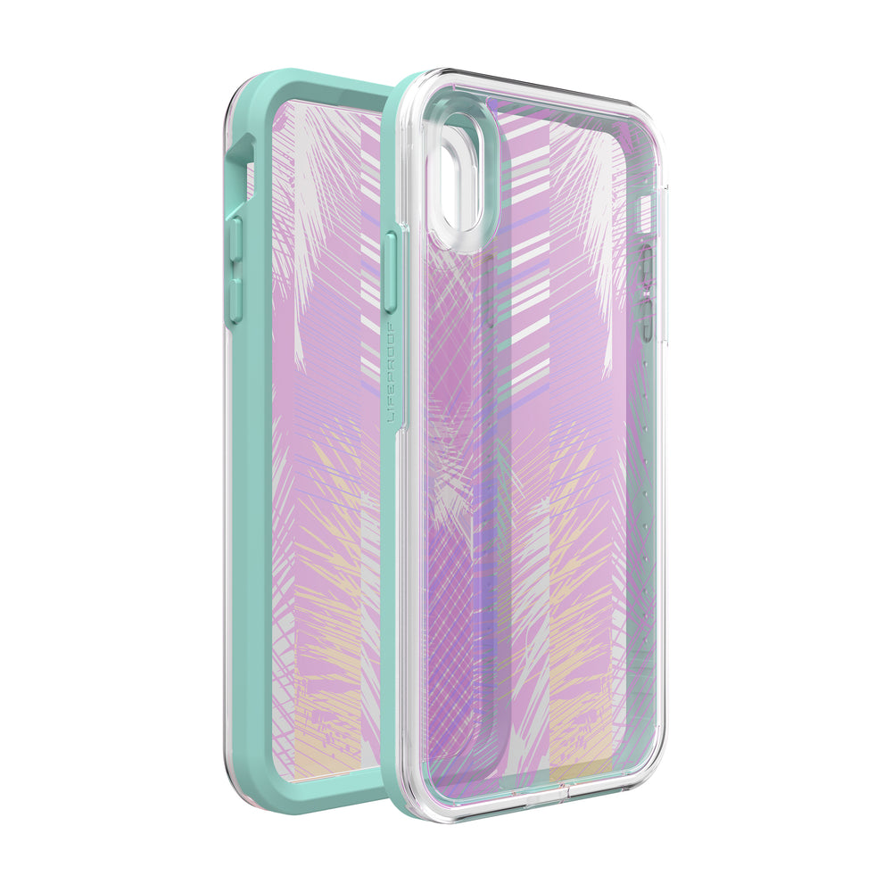 Lifeproof SLAM SERIES Case for iPhone X / XS - Palm Daze