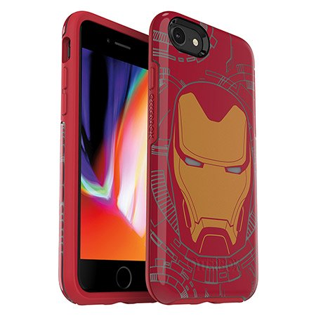 Otterbox SYMMETRY SERIES Case for iPhone 7 / 8 (ONLY) - I am Iron Man