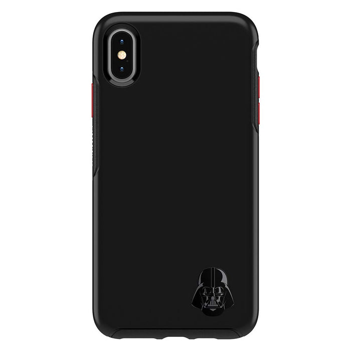 OtterBox SYMMETRY SERIES Case for iPhone XS Max - Darth Vader Emblem