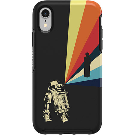OtterBox SYMMETRY SERIES Case for iPhone XR - R2-D2