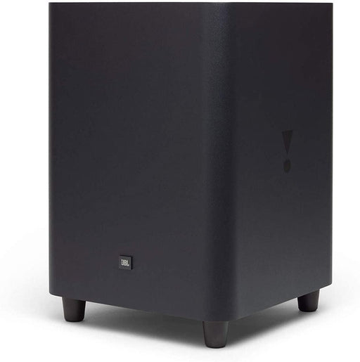 "JBL SW10 10"" Powered Wireless Subwoofer for JBL Link Bar - Black"