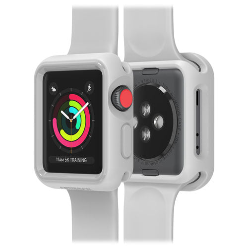 OtterBox Exo Edge Case For Apple Watch Series 3, 38mm - Pacific Gloom Grey