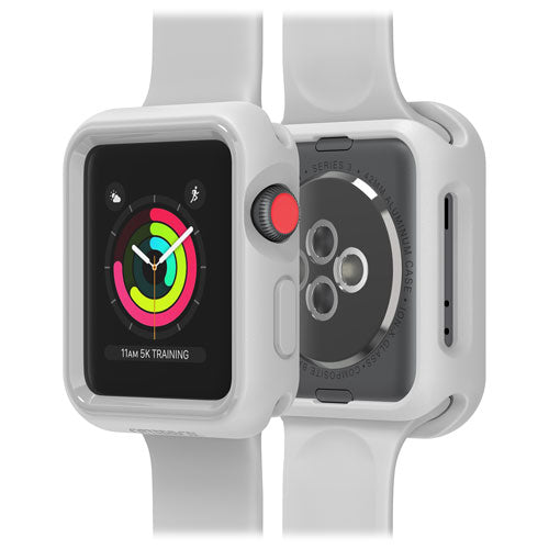 OtterBox Exo Edge Case For Apple Watch Series 3, 42mm - Pacific Gloom Grey