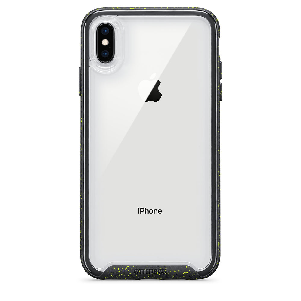 OtterBox Ultra Slim Clear Designer Case for iPhone X & iPhone Xs - Night Glow