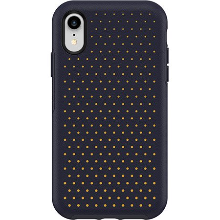 OtterBox Ultra Slim Luxurious Case for iPhone XR - Midnight Polka