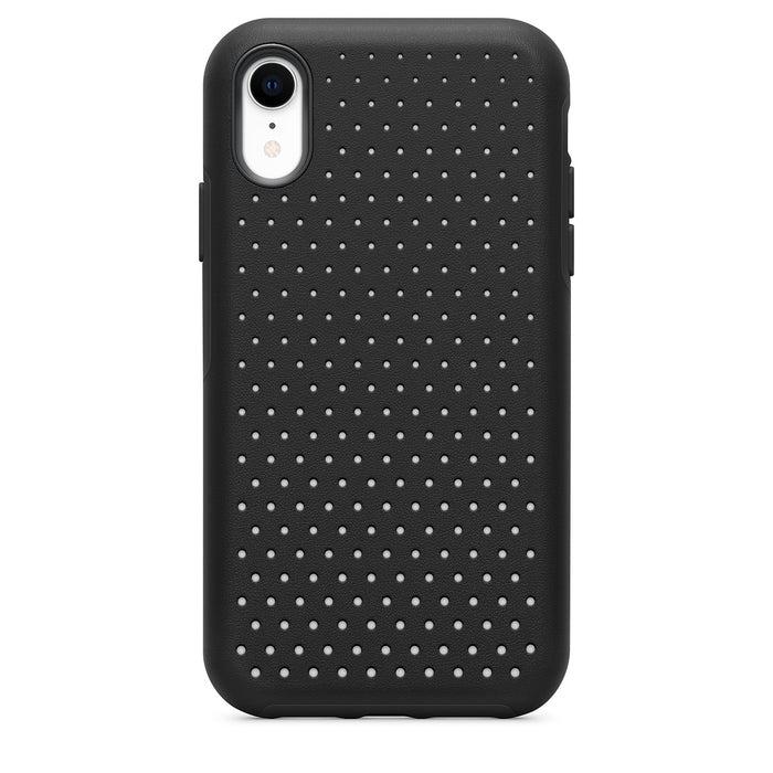 OtterBox Ultra Slim Luxurious Case for iPhone XR - Tuxedo Black