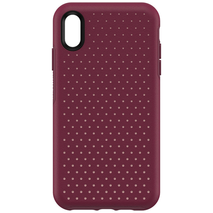 OtterBox Ultra Slim Luxurious Case Compatible with iPhone Xs Max - Berry Splash