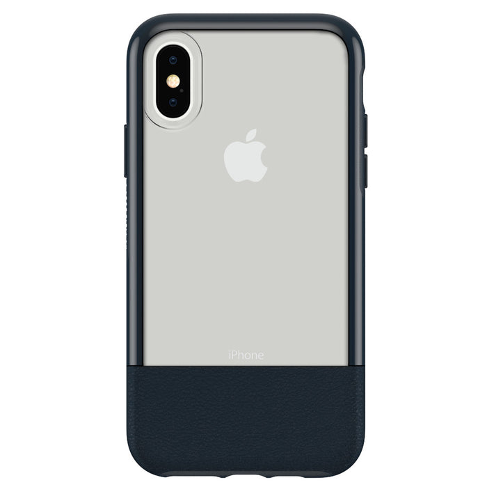 OtterBox Clear & Leather Case for iPhone Xs Max - Lucent Jade